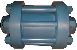 Обратный поворотный клапан 19лс11нж М